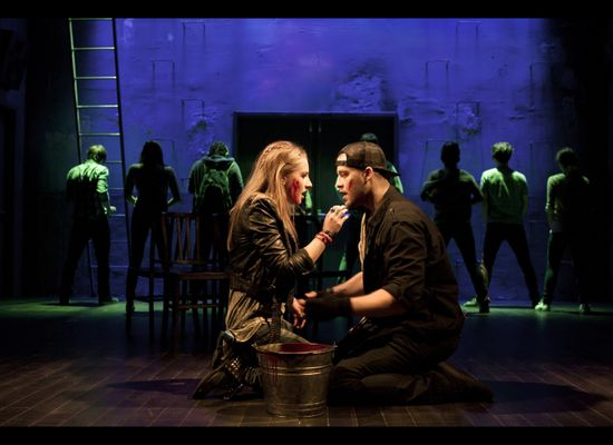 Carrie' Musical Revival Gives A Post-Columbine, Gay-Friendly