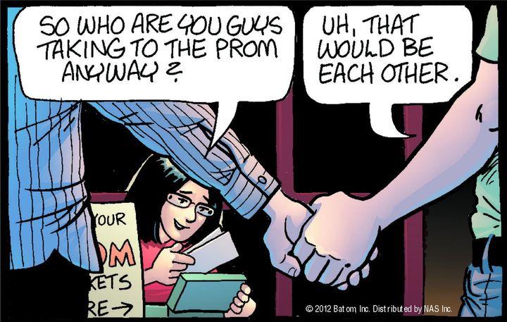 Cartoon Comic Book Sex