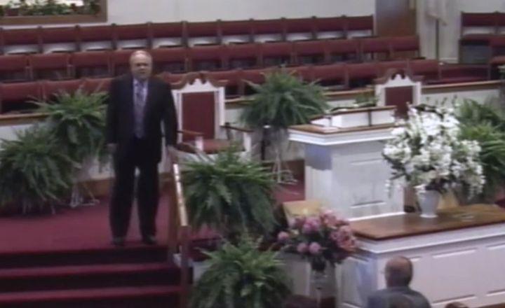 Charles L  Worley, Anti-Gay North Carolina Pastor: 'Forty