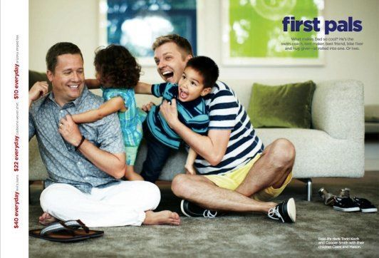 One Million Moms Responds To JCPenneys Gay Dads Ad