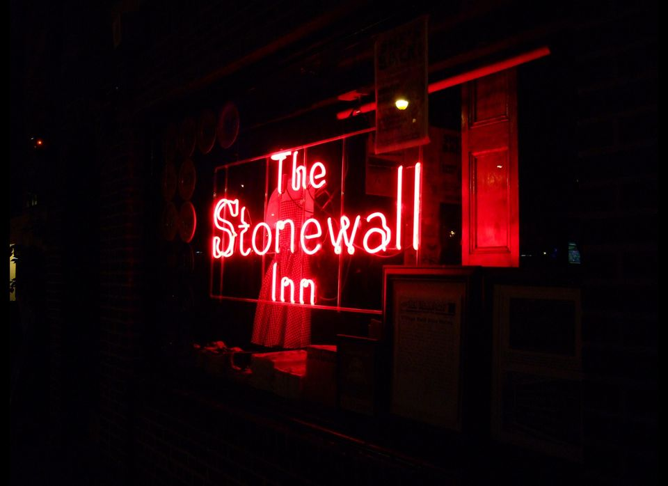 On the early morning hours of June 28, 1969, police raided the Stonewall Inn, a gay bar in New York's Greenwich Village. Alth
