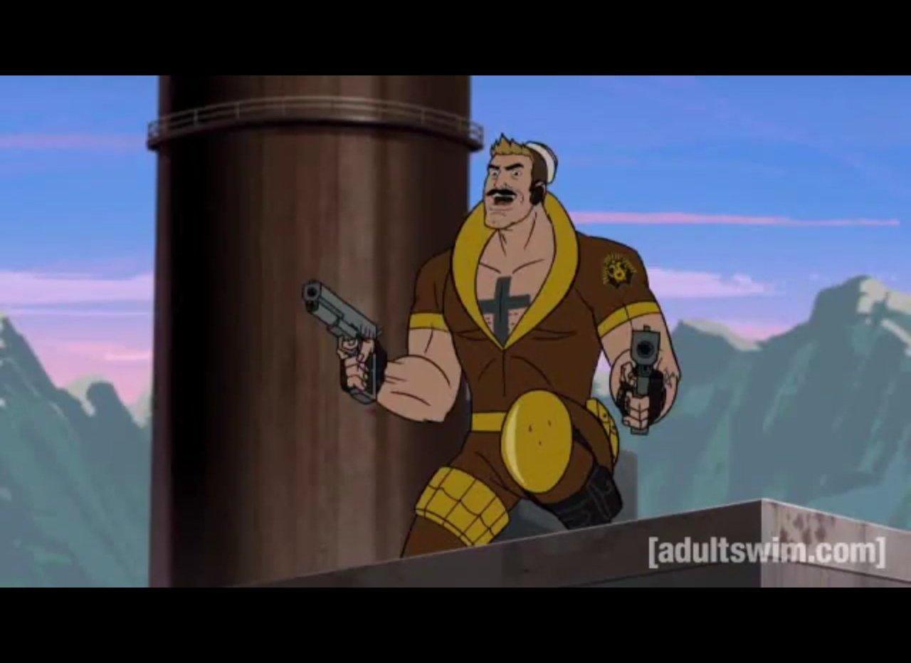 Is doc hammer gay