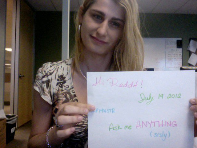 Katelynn Cusanelli, Transgender Advocate And Former 'The Real World:  Brooklyn' Housemate, Does Reddit AMA