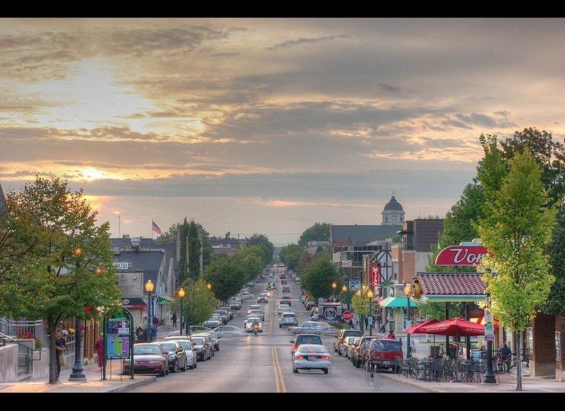 """Bloomington, home of Indiana University and the famed (at least in LGBT circles) <a href=""""http://en.wikipedia.org/wiki/Kinsey"""