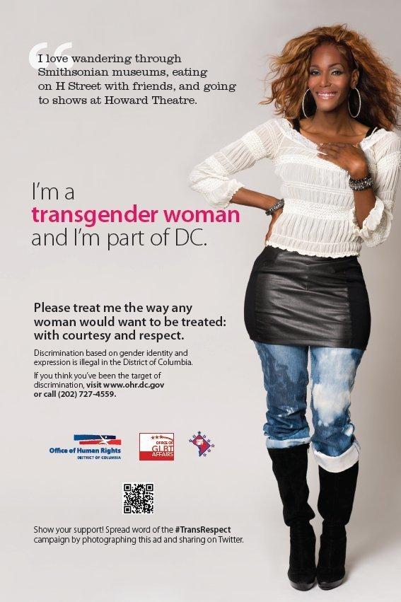 Washington dc transexual