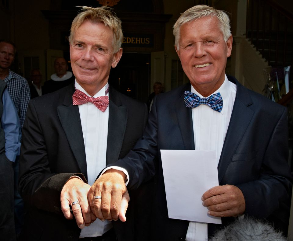 In June Denmark became the 11th country in the world to begin issuing marriage licenses to same-sex couples, joining the rank
