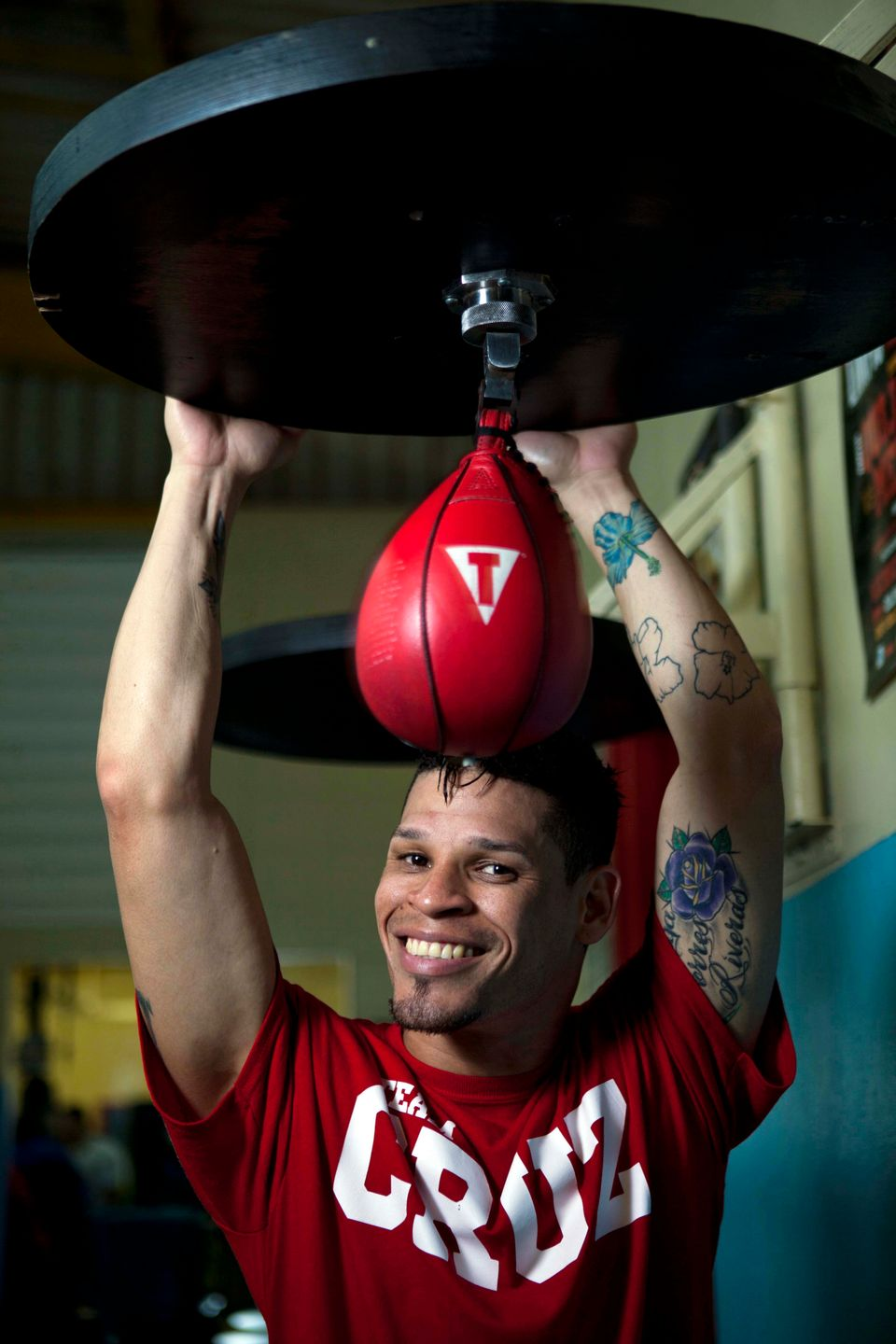 "History was made in October 2012 when active professional featherweight boxer <a href=""https://www.huffpost.com/entry/orlando"