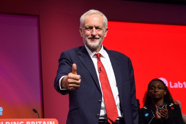 Labour now has a 5% lead over the
