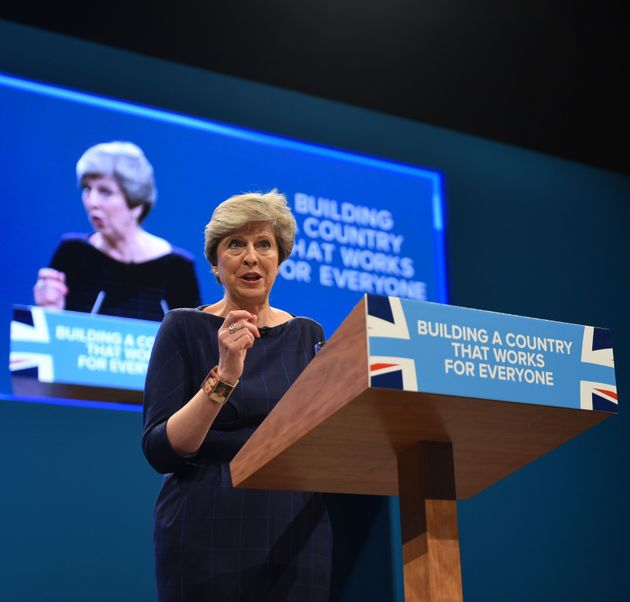 Theresa May's disastrous speech at the 2017 Conservative Party annual