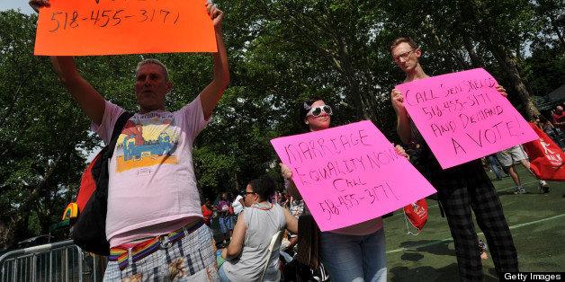 Madison square garden anti gay slur