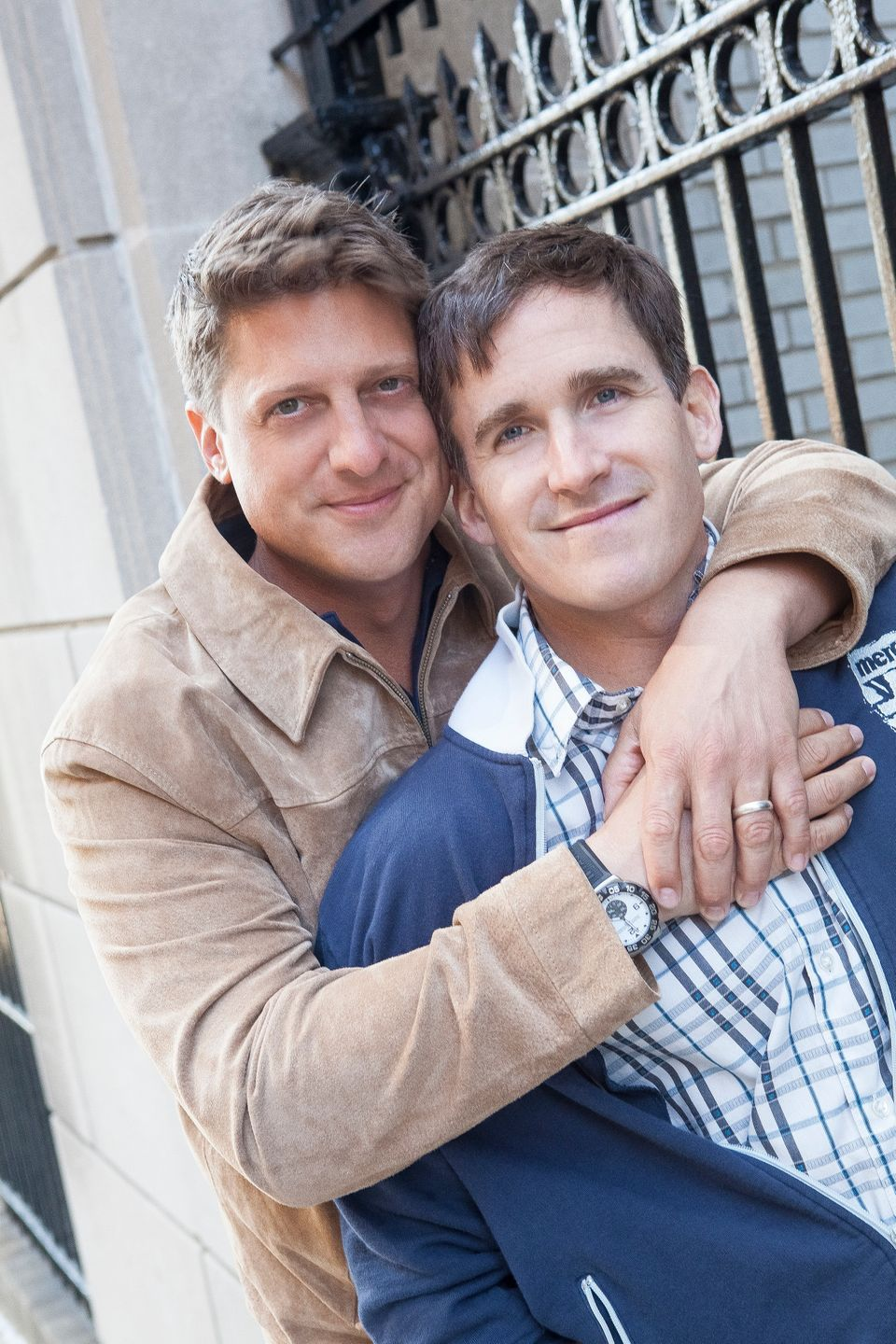 Kevin and Christopher met doing <em>Beauty and the Beast</em> in 2000. They have been together ever since and will have been