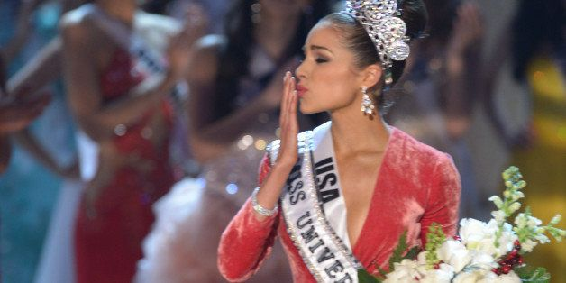 Miss america anti gay