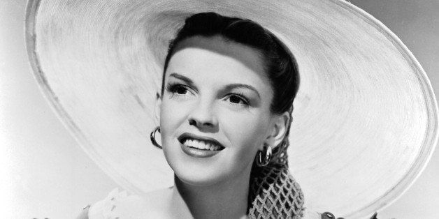 Judy Garland in publicity portrait for the film 'The Pirate', 1948. (Photo by Metro-Goldwyn-Mayer/Getty Images)