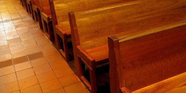 church pews in mission santa...
