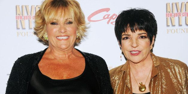 NEW YORK, NY - SEPTEMBER 05: Lorna Luft and (R) Liza Minnelli attend the 2012 Bright Lights Shining Stars Gala at Jack H. Ski