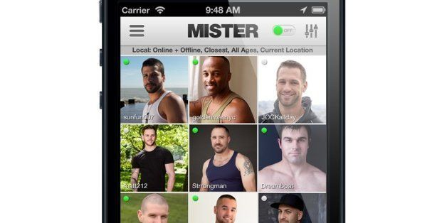 gay social networking site