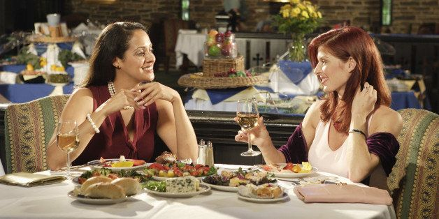 Deep dish lesbian