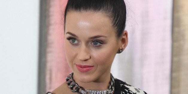 Katy perry bisexual Is