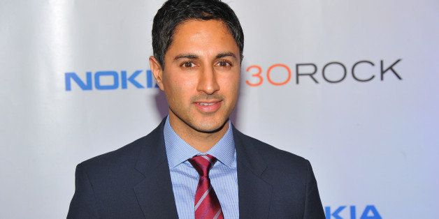 30 ROCK -- Series Wrap Party -- Pictured: Maulik Pancholy -- (Photo by: Theo Wargo/NBC/NBCU Photo Bank via Getty Images)