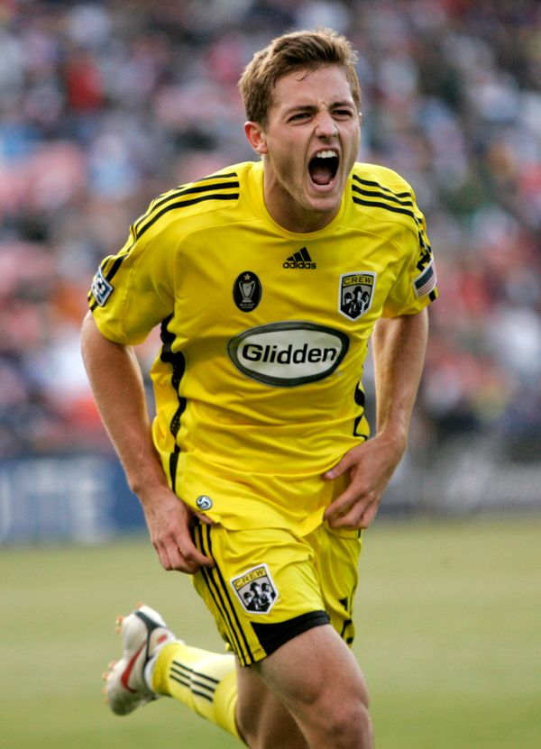 "Professional U.S. soccer player Robbie Rogers contributed to this historic year for LGBT athletes when <a href=""https://www.h"