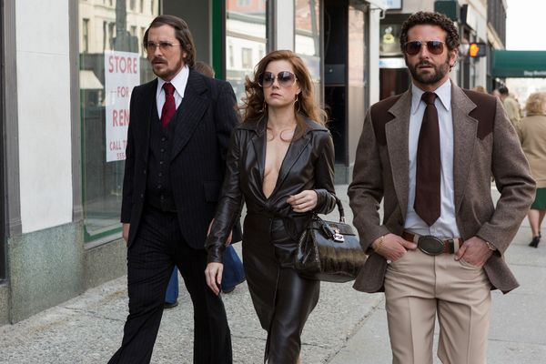 <em>Now in theaters</em> <br> <br> <strong>Nominations:</strong> Best Picture, Best Director (David O. Russell), Best Actress
