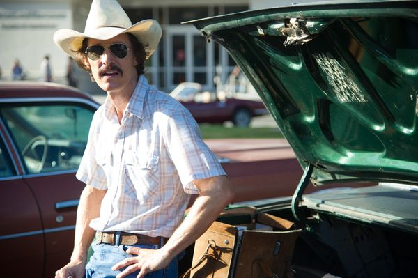 <em>Now in theaters</em> <br> <br> <strong>Nominations:</strong> Best Picture, Best Actor (Matthew McConaughey), Best Support
