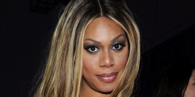 NEW YORK, NY - FEBRUARY 01:  Actress Laverne Cox attends the DirecTV Super Saturday Night at Pier 40 on February 1, 2014 in N