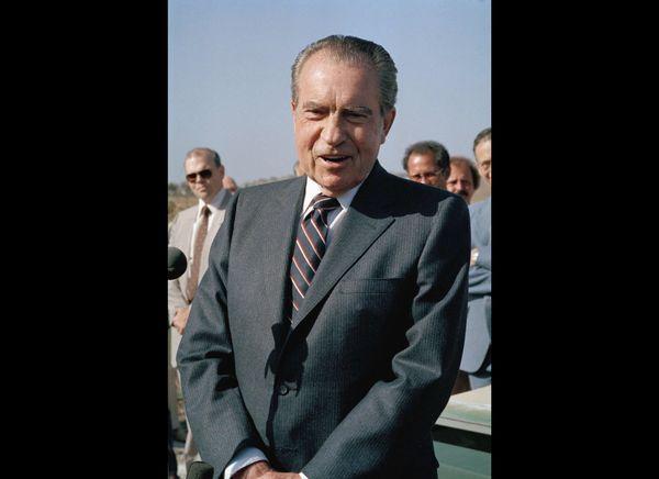 "UPI White House reporter Don Fulsom, who penned the new memoir <em>Nixon's Darkest Secrets</em>, suggested a ""homosexual natu"