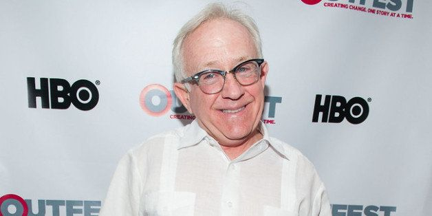 LOS ANGELES, CA - JULY 11: Leslie Jordan attends the 2013 Outfest Opening Night Gala Of 'C.O.G.' - Red Carpet at Orpheum Thea