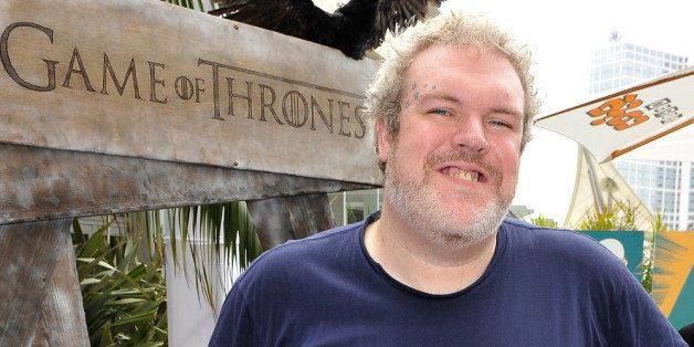SAN DIEGO, CA - JULY 12:  Kristian Nairn attends WIRED Cafe at Comic-Con held at Palm Terrace at the Omni Hotel on July 12, 2