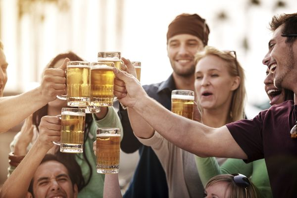 """With Pride season approaching, alcohol is on the mind: A <a href=""""http://www.ncbi.nlm.nih.gov/pubmed/24860195"""" target=""""_blank"""