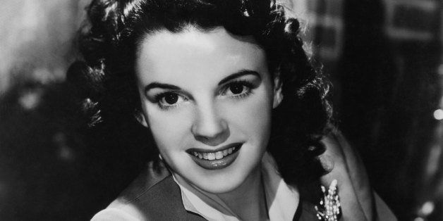 JUDY GARLAND -- Pictured: Judy Garland -- Photo by: NBCU Photo Bank