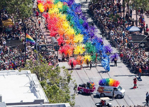 """San Francisco holds a <a href=""""http://www.sfpride.org/pride-calendar-events/"""" target=""""_blank"""">slew of events</a> for Pride Mo"""