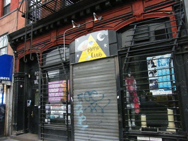 """The <a href=""""http://www.thepyramidclub.com/"""" target=""""_blank"""">Pyramid Club</a> in New York's East Village was called """"the '80s"""