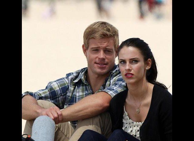 Teddy (Trevor Donovan) has been something of a womanizer until this point in the teen drama's history. In the third season, t