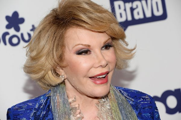 "In early 2013, Rivers <a href=""https://www.huffpost.com/entry/joan-rivers-exploring-sexuality-kissing-kisses-woman-_n_2726449"