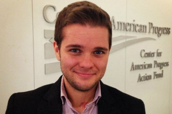 Andrew Cray, LGBT health advocate who worked for the Center for American Progress passed away from oral cancer last week. We