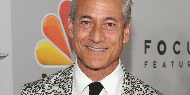 BEVERLY HILLS, CA - JANUARY 12:  Former Olympic Diver Greg Louganis attends the Universal, NBC, Focus Features, E! sponsored