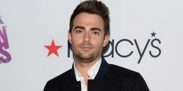 LOS ANGELES, CA - SEPTEMBER 09:  Actor Jonathan Bennett attends Glamorama 'Fashion Rocks' presented by Macy's Passport at Cre