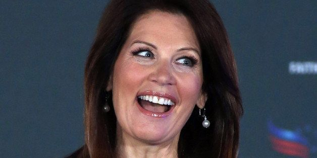 WASHINGTON, DC - JUNE 14:  Rep. Michele Bachmann (R-MN) speaks at the Faith & Freedom Coalition conference, June 14, 2013 in
