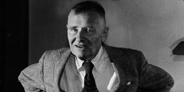 British-born writer Christopher Isherwood (1904 - 1986), October 18, 1983. (Photo by Jack Manning/New York Times Co./Getty Im