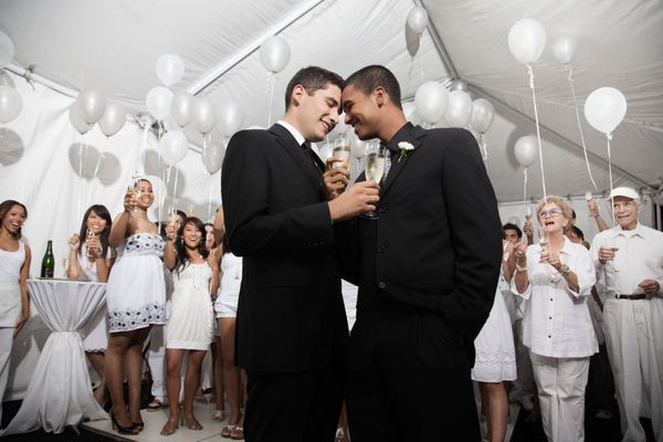 """The biggest health news this week is the legal decisions which now recognize gay marriage in <a href=""""https://www.huffpost.co"""