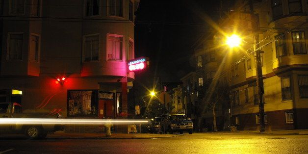 The Lexington Club, San Francisco