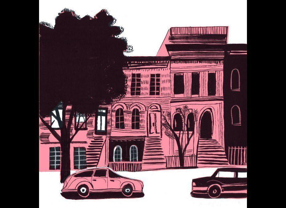 """Illustration by <a href=""""http://samkalda.com"""" target=""""_hplink"""">Sam Kalda</a>  The Prospectives -- Episode 1   New Yorkers"""