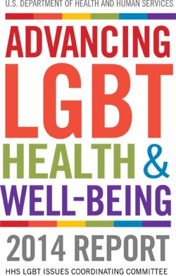 "The Department of Health and Human Services has <a href=""http://www.hhs.gov/lgbt"" target=""_blank"">relaunched their LGBT Healt"