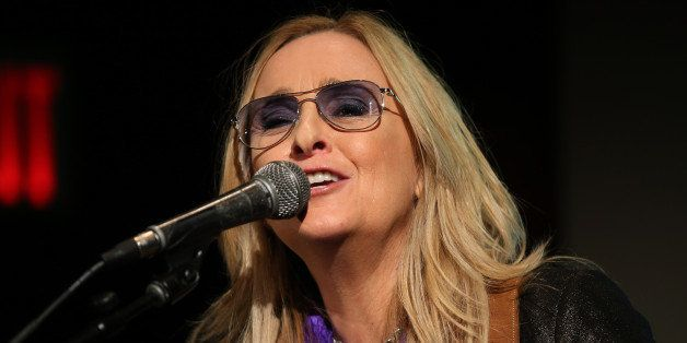 NEW YORK, NY - OCTOBER 02:  Melissa Etheridge performs onstage at Ketchum Sounds Presents: Breaking the Sound Barrier with Me