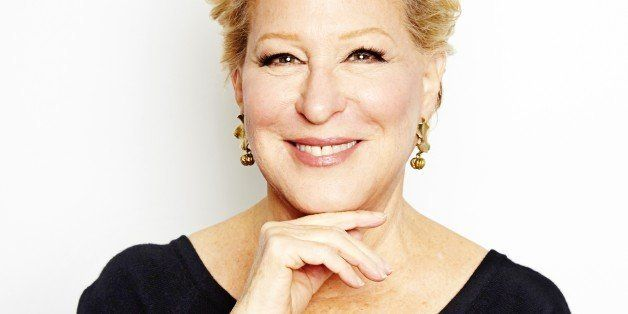 """Bette Midler poses for a portrait in promotion of her upcoming album """"It's the Girls!"""" on Tuesday, Oct. 7, 2014 in New York."""