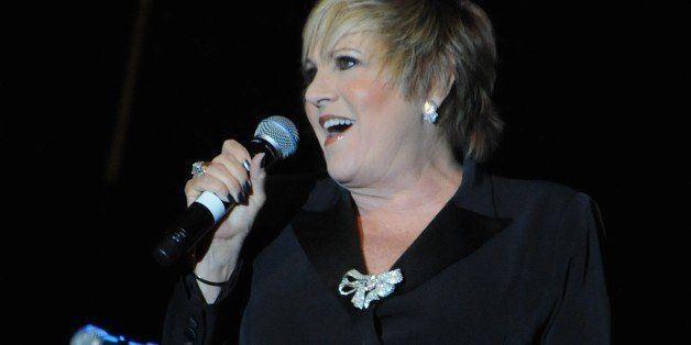 LAS VEGAS, NV - NOVEMBER 08: Lorna Luft performs at The M Resort on November 8, 2014 in Las Vegas, Nevada. (Photo by Mindy Sm