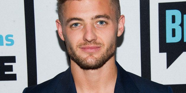 WATCH WHAT HAPPENS LIVE -- Pictured: Robbie Rogers -- (Photo by: Charles Sykes/Bravo/NBCU Photo Bank via Getty Images)