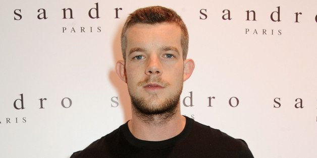LONDON, ENGLAND - SEPTEMBER 11:  Russell Tovey attends the Sandro London flagship store launch in Covent Garden on September